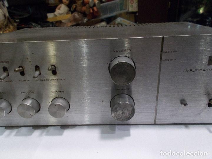 Radios antiguas: AMPLIFICADOR VIETA AT- 230 (G) - Foto 3 - 139088606