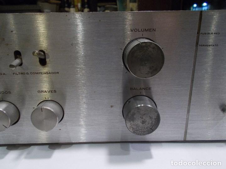 Radios antiguas: AMPLIFICADOR VIETA AT- 230 (G) - Foto 7 - 139088606