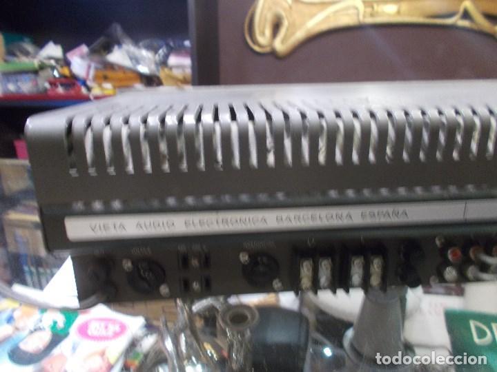 Radios antiguas: AMPLIFICADOR VIETA AT- 230 (G) - Foto 13 - 139088606