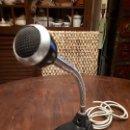 Radios antiguas: ANTIGUO MICROFONO PHILIPS. DE MESA.. Lote 139710406