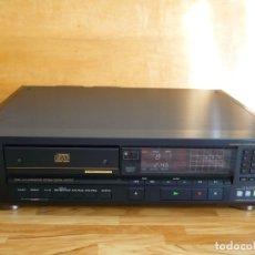 Radios antiguas: SONY CDP-555 ESD TOP LECTOR DE CD-ETERNA MECÁNICA Y SONIDO NATURAL. PERFECTO. Lote 95893931