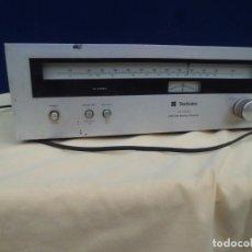 Radios antiguas: TECHNICS ST-7200 FM STEREO TUNER. Lote 140427034