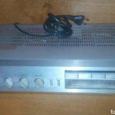 Radios antiguas: SONY AMPLIFICADOR INTEGRADO TA - AX3. Lote 140561044