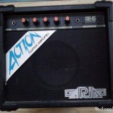 Radios antiguas: AMPLIFICADOR DE GUITARRA - ARIA AG-15 GUITAR AMPLIFIER - 30X33. Lote 141140530