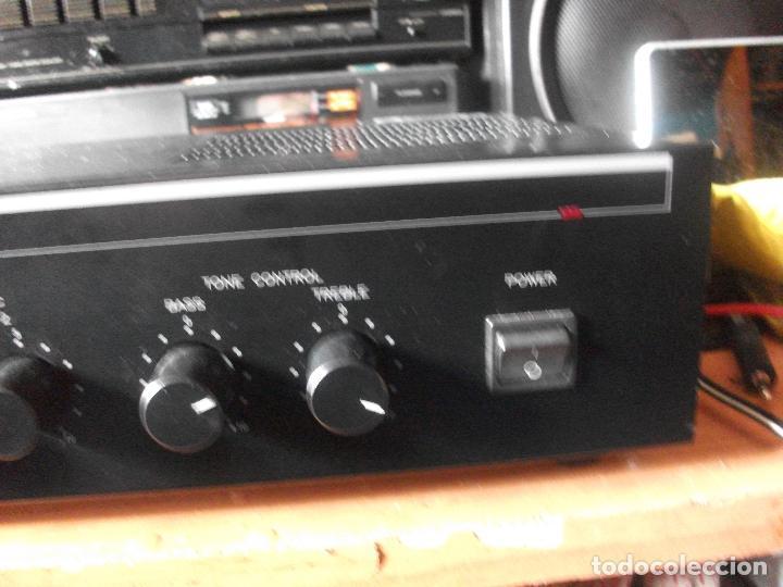 Radios antiguas: AMPLIFICADOR OPTIMUS A 4030M2 PEPETO ELECTRONICA VER FOTOS Y VIDEO - Foto 3 - 141781062