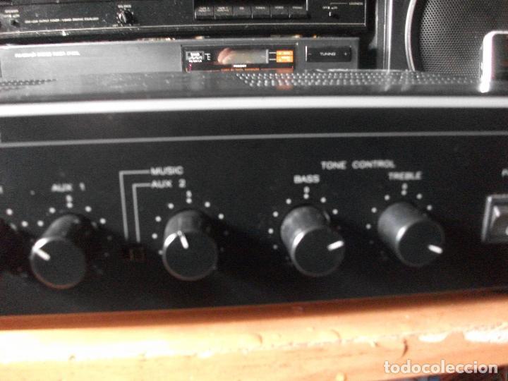 Radios antiguas: AMPLIFICADOR OPTIMUS A 4030M2 PEPETO ELECTRONICA VER FOTOS Y VIDEO - Foto 4 - 141781062