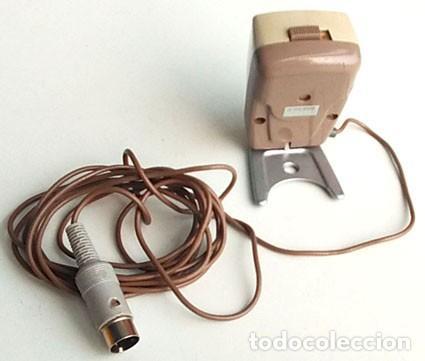 Radios antiguas: MICRÓFONO DE MARCA SABA - Foto 2 - 142043210