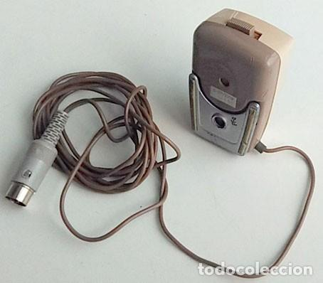 Radios antiguas: MICRÓFONO DE MARCA SABA - Foto 3 - 142043210