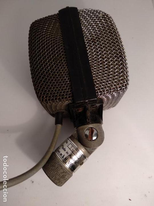 Radios antiguas: Akg D12 micrófono antiguo de estudio funcionando - Foto 3 - 142777646