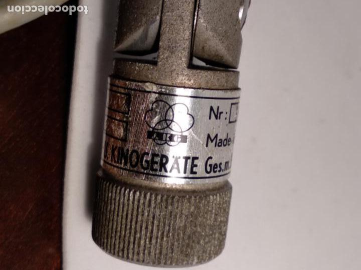 Radios antiguas: Akg D12 micrófono antiguo de estudio funcionando - Foto 8 - 142777646