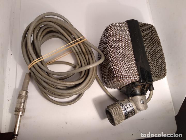 Radios antiguas: Akg D12 micrófono antiguo de estudio funcionando - Foto 10 - 142777646