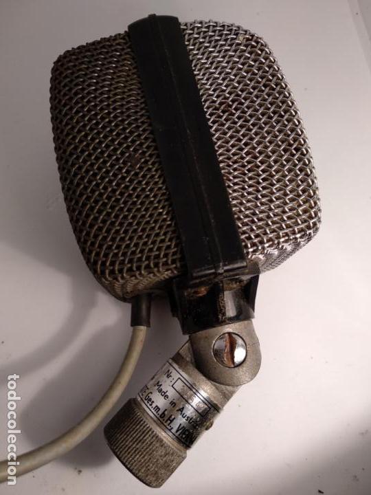 Radios antiguas: Akg D12 micrófono antiguo de estudio funcionando - Foto 11 - 142777646