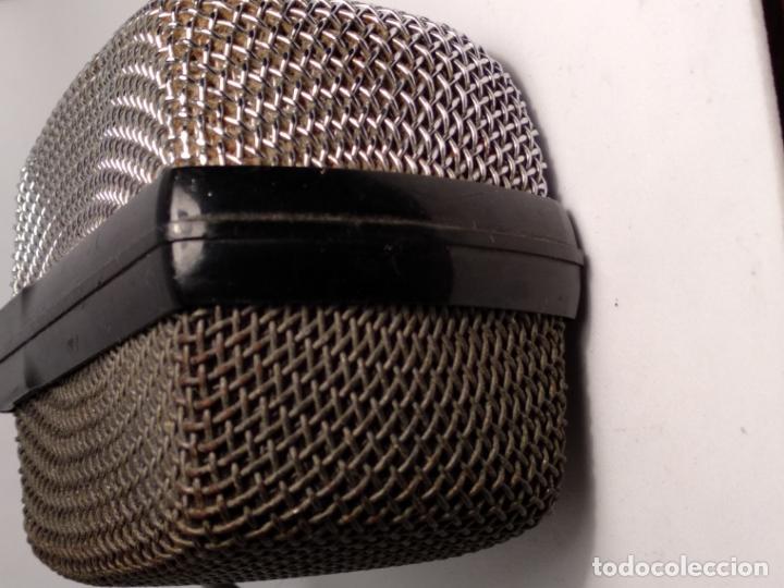 Radios antiguas: Akg D12 micrófono antiguo de estudio funcionando - Foto 12 - 142777646