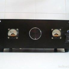 Radios antiguas: AMPLIFICADOR VÁLVULAS TIPO 6V6 PUSH-PULL AUTOMÁTICO AUDIOFILO. Lote 142945822