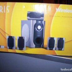 Radios antiguas: HOMECINEMA AIRIS 5.1 - NUEVO SIN ESTRENAR. Lote 120390379