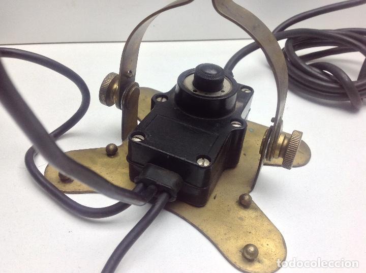 Radios antiguas: ANTIGUO MICRO Y AURICULARES DE RADIO - MARCA SEA - MIRAR FOTOS ADICIONALES - Foto 2 - 143860402