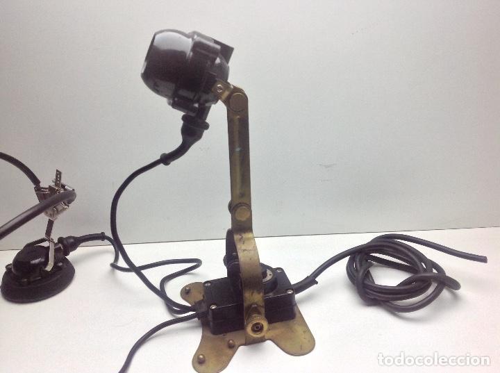 Radios antiguas: ANTIGUO MICRO Y AURICULARES DE RADIO - MARCA SEA - MIRAR FOTOS ADICIONALES - Foto 4 - 143860402