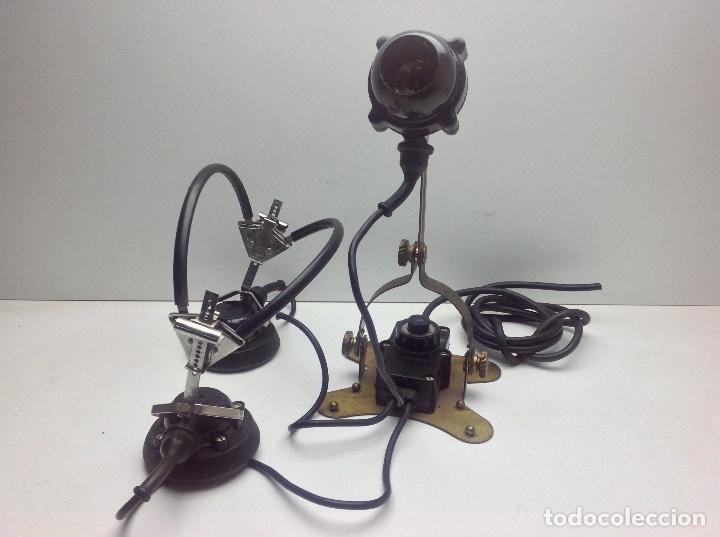 Radios antiguas: ANTIGUO MICRO Y AURICULARES DE RADIO - MARCA SEA - MIRAR FOTOS ADICIONALES - Foto 9 - 143860402