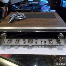 Radios antiguas: EQUIPO AMPLIFICADOR TOSHIBA SA-304 4 CHANNEL STEREO / FUNCIONANDO (G). Lote 144104130