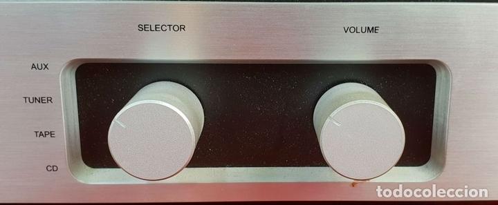 Radios antiguas: EQUIPO DE SONIDO. GARRARD 401, TUBEAMP TAC 88, MARANTZ Y SONUS FABER. SIGLO XX. - Foto 2 - 145704846