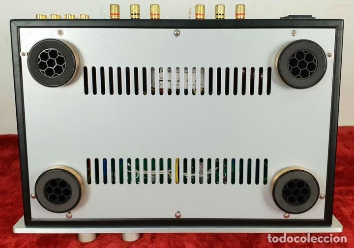 Radios antiguas: EQUIPO DE SONIDO. GARRARD 401, TUBEAMP TAC 88, MARANTZ Y SONUS FABER. SIGLO XX. - Foto 8 - 145704846