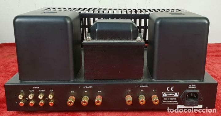 Radios antiguas: EQUIPO DE SONIDO. GARRARD 401, TUBEAMP TAC 88, MARANTZ Y SONUS FABER. SIGLO XX. - Foto 10 - 145704846