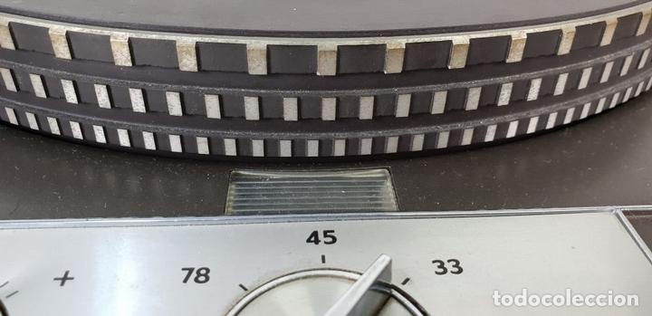Radios antiguas: EQUIPO DE SONIDO. GARRARD 401, TUBEAMP TAC 88, MARANTZ Y SONUS FABER. SIGLO XX. - Foto 22 - 145704846
