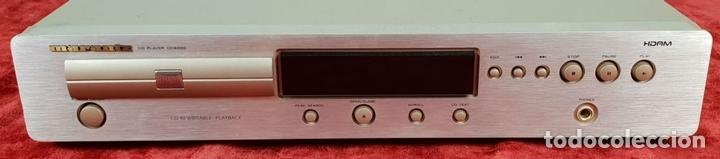 Radios antiguas: EQUIPO DE SONIDO. GARRARD 401, TUBEAMP TAC 88, MARANTZ Y SONUS FABER. SIGLO XX. - Foto 23 - 145704846