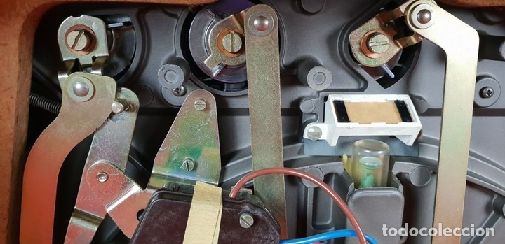 Radios antiguas: EQUIPO DE SONIDO. GARRARD 401, TUBEAMP TAC 88, MARANTZ Y SONUS FABER. SIGLO XX. - Foto 30 - 145704846