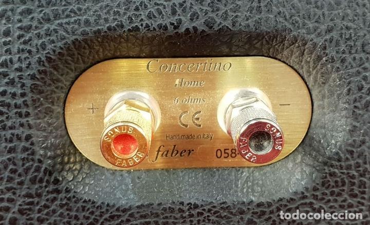Radios antiguas: EQUIPO DE SONIDO. GARRARD 401, TUBEAMP TAC 88, MARANTZ Y SONUS FABER. SIGLO XX. - Foto 37 - 145704846