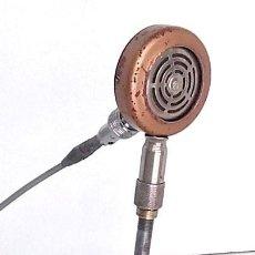 Radios antiguas: ANTIGUO Y ORIGINAL MICRÓFONO. Lote 146079838
