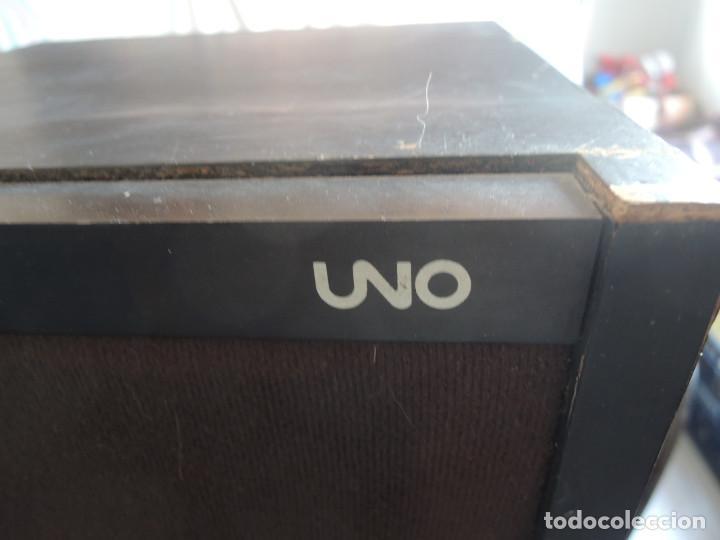 Radios antiguas: AMPLIFICADOR VIETA UNO CON SINTONIZADOR RADIO Y ALTAVOCES VIETA UNO ORIGINAL - 80's - Foto 17 - 148480137