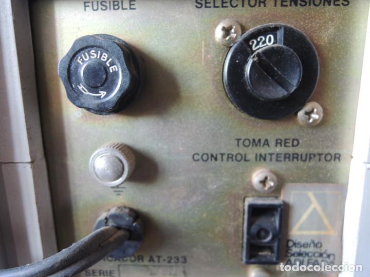 Radios antiguas: AMPLIFICADOR VIETA UNO CON SINTONIZADOR RADIO Y ALTAVOCES VIETA UNO ORIGINAL - 80's - Foto 27 - 148480137