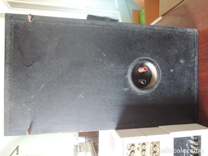Radios antiguas: AMPLIFICADOR VIETA UNO CON SINTONIZADOR RADIO Y ALTAVOCES VIETA UNO ORIGINAL - 80's - Foto 30 - 148480137