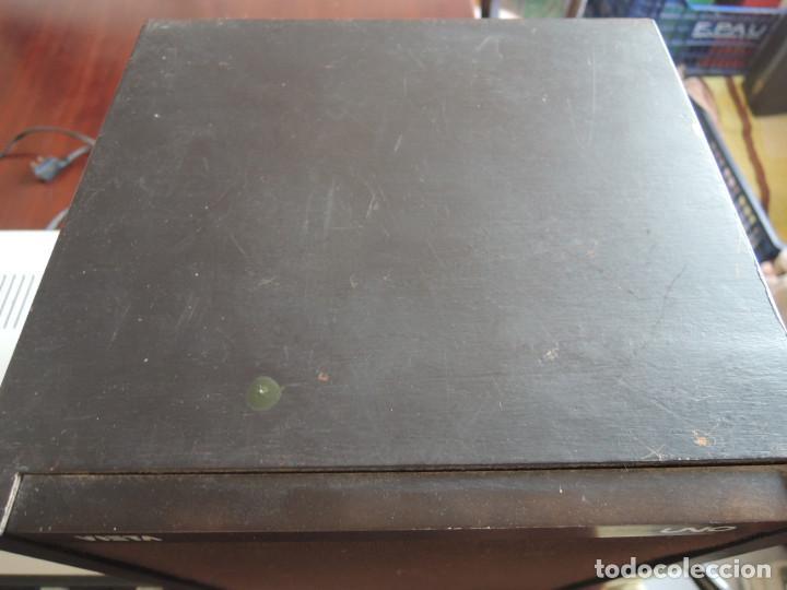Radios antiguas: AMPLIFICADOR VIETA UNO CON SINTONIZADOR RADIO Y ALTAVOCES VIETA UNO ORIGINAL - 80's - Foto 37 - 148480137