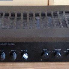 Radios antiguas: AMPLIFICADOR INTEGRADO ROTEL RA-820A CON PHONO EXCELENTE. Lote 146354598