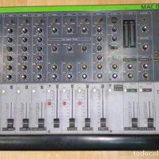 Radios antiguas: MESA DE MEZCLA ECLER MAC 8-2. Lote 146580062