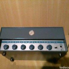 Radios antiguas: AMPLIFICADOR PRECISION ELECTRONICS, USA, LICENCIA WESTERN ELECTRIC, MONO.. Lote 147511025
