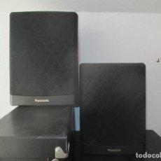 Radios antiguas: DOS ALTAVOCES PANASONIC 15 W 8 OHM - EAS8B002-A. Lote 147592022