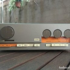 Radios antiguas: QUAD 33 PRE AMPLIFIER VINTAGE. Lote 147821170