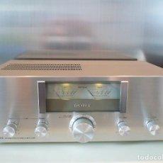 Radios antiguas: SONY AMPLIFICADOR HI-FI CON VU-METROS ILUMINADOS. PERFECTO ESTADO. Lote 147827246