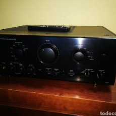 Radios antiguas: AMPLIFICADOR ONKYO INTEGRA A - 807. FUNCIONA PERFECTAMENTE.. Lote 148232106
