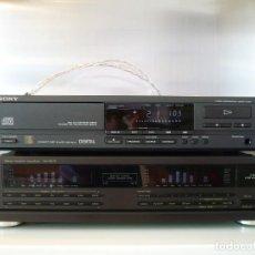 Radios antiguas: TECHNICS STEREO GRAPHIC EQUALIZER / DELICIOSO SONIDO / PERFECT- MADE IN JAPÓN. Lote 149322170