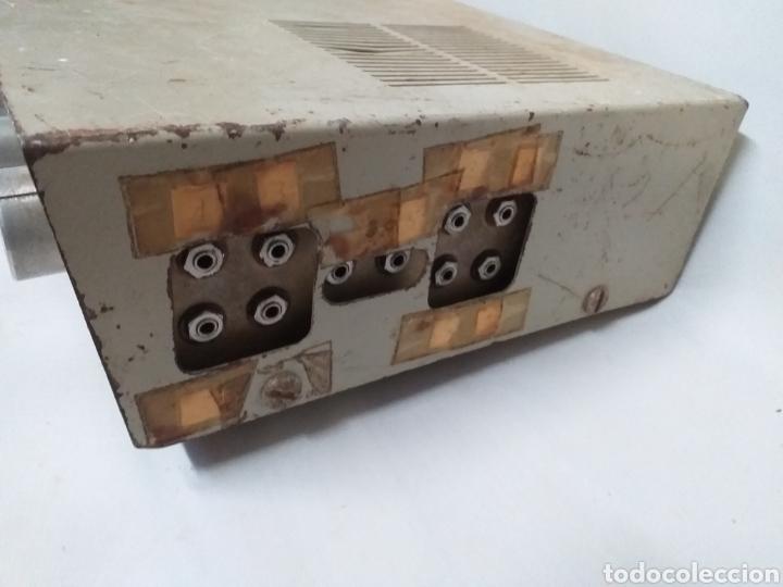 Radios antiguas: Antiguo amplificador stereo transistor - Foto 3 - 149708862