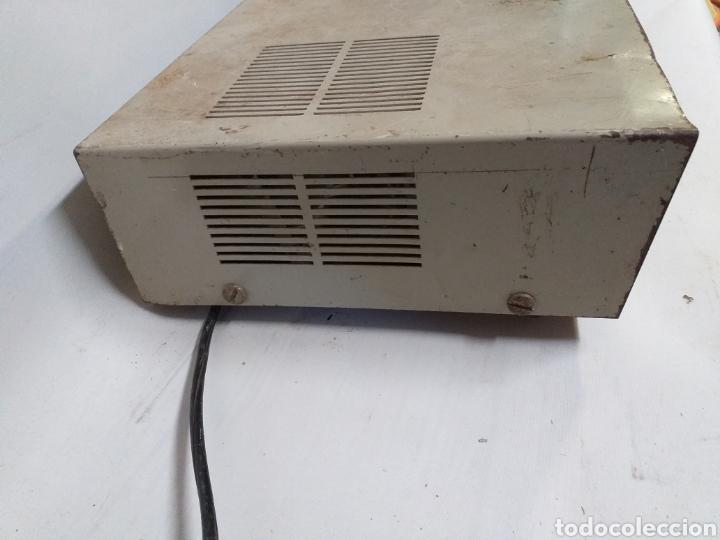 Radios antiguas: Antiguo amplificador stereo transistor - Foto 4 - 149708862
