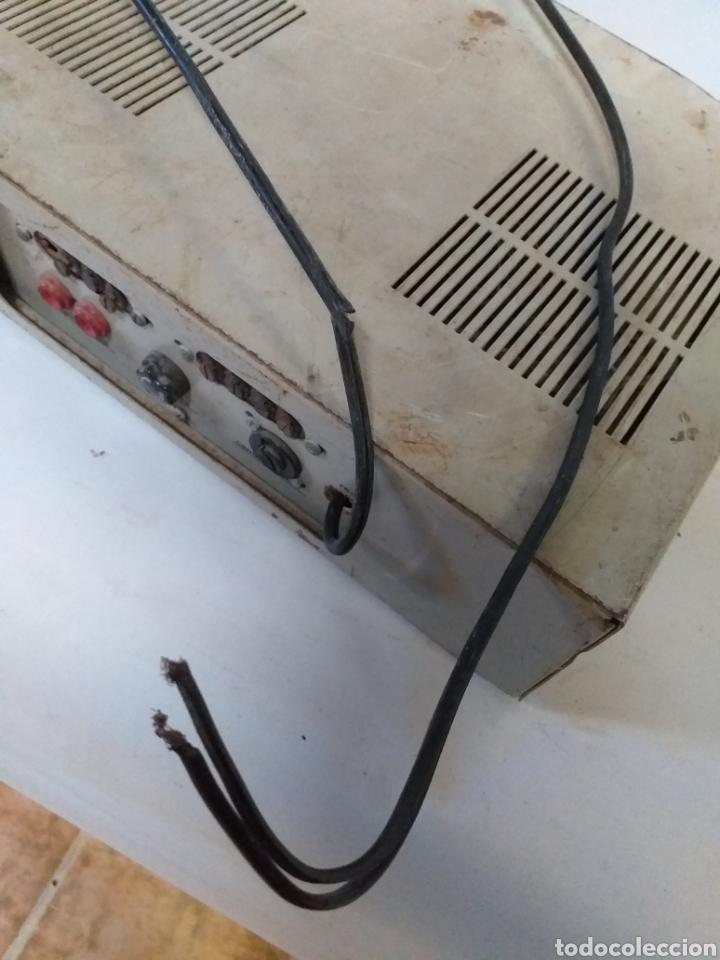 Radios antiguas: Antiguo amplificador stereo transistor - Foto 6 - 149708862