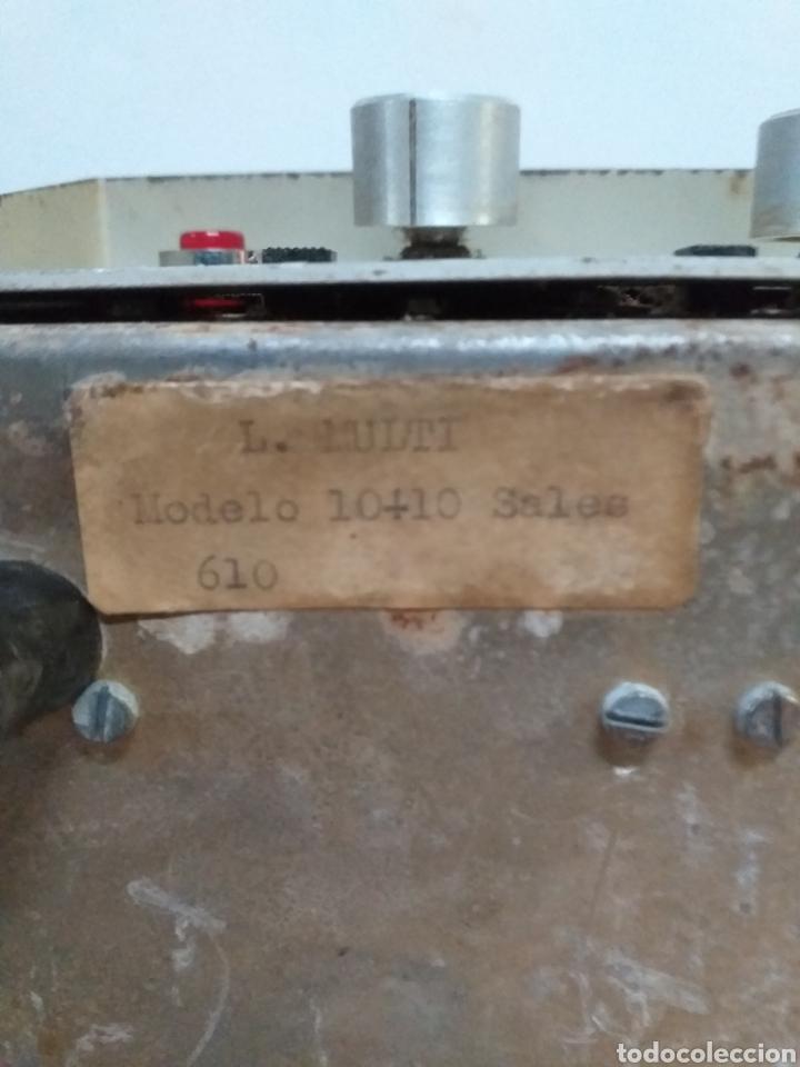 Radios antiguas: Antiguo amplificador stereo transistor - Foto 7 - 149708862