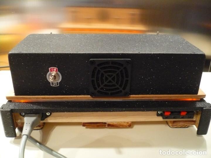 Radios antiguas: AMPLIFICADOR VÁLVULA SINGLE ENDED. AUDIÓFILO Hi-End. AUDIO MUESTRA EN EL ANUNCIO - Foto 4 - 150026582