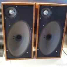 Radios antiguas: ALTAVOCES PARA VÁLVULA ALTA SENSIBILIDAD HI-FI ALEMÁN. 2 VÍAS. Lote 151028010