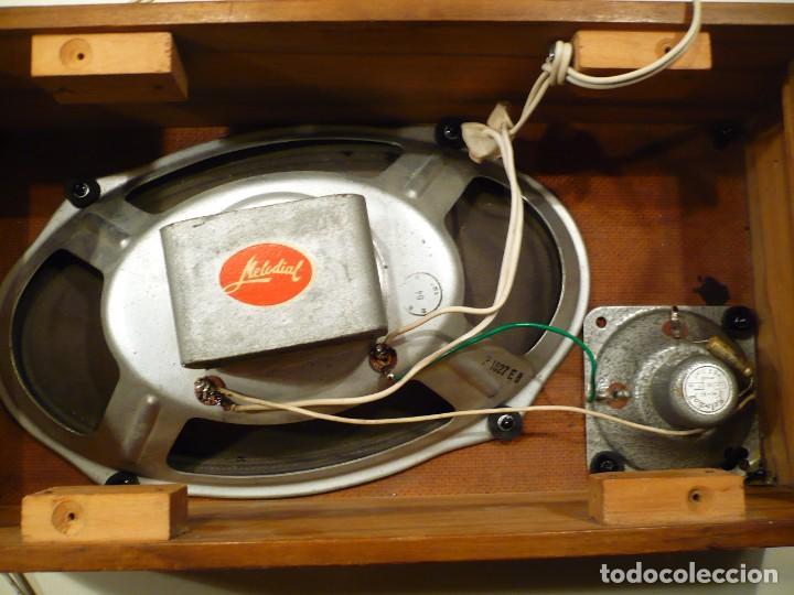 Radios antiguas: ALTAVOCES PARA VÁLVULA ALTA SENSIBILIDAD HI-FI ALEMÁN. 2 VÍAS - Foto 4 - 151028010